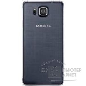 Samsung Чехол Sam. G850 BackCover black  OG850SBEGRU
