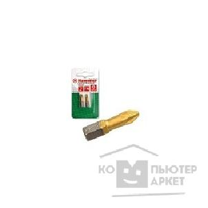 Hammer Бита  Flex 203-121 PB PZ-1 25mm 1pc  TIN, 1шт. [36733]