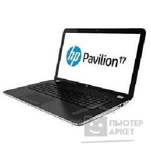 "������� Hp F4B13EA  Pavilion 17-e018sr A4-5000M/ 4Gb/ 500Gb/ DVD-SMulti/ 17.3"" HD+/ WiFi/ BT/ Cam/ 6c/ Dos/ mineral black"