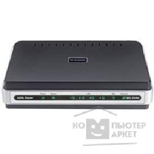 Модем D-Link DSL-2540U/ BNW/ D Etheernet ADSL/ 2/ 2+ Router with 4-port 10/ 100M switch and splitter