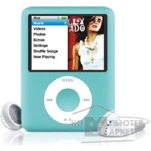 Плеер Apple Ipod MB249LL/ A iPod nano 8GB MP3-плеер blue