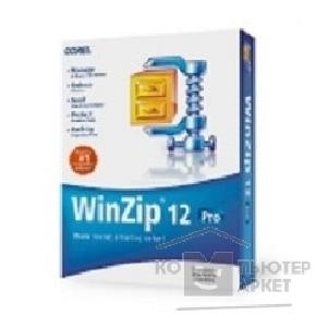 Программное обеспечение Corel WZENGSU12PRPRO WinZip 12 Professional Single User CD EN