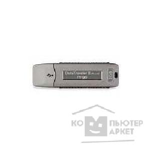 Носитель информации Kingston USB 2.0  USB Memory 4Gb, DTII/ 4GB