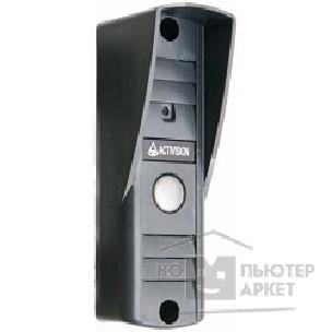 Falcon Eye Activision AVP-505 (PAL) накладная Темно-серая  4-х проводная; накладная видеопанель; с ИК подветкой до 0,6м,матрица 1/3
