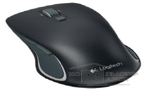 Мышь Logitech 910-003882/ 910-003883  Wireless Mouse M560 черная