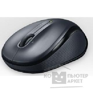 Мышь Logitech 910-002335  Mouse M325 Grey wireless USB