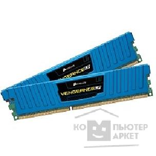 Модуль памяти Corsair  DDR3 DIMM 16GB PC3-12800 1600MHz Kit 2 x 8GB  CML16GX3M2A1600C10B
