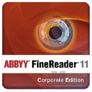 ���������������� ����� �� ������������� �� Abbyy AF11-3S1V25-102  FineReader 11 Corporate Edition. ���� ������� �������� Per Seat 11-25