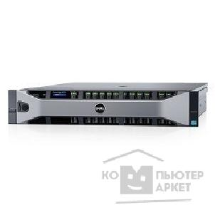 "Dell Сервер  PowerEdge R730 2xE5-2690v3 2x16Gb 2RRD x16 2.5"" NO HDD RW H730 iD8En 5720 4P 2x1100W 3Y PNBD GPU/ 2xSD 16Gb 210-ACXU-34"